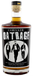 Corsair Whiskey Oatrage 750ml